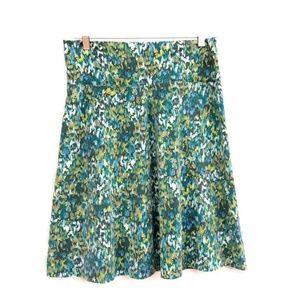 Royal Robbins Skirt Outdoor Hidden Zip Pocket S M